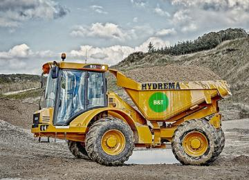 Hydrema 912F